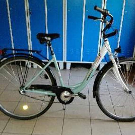 Pomóżmy odnaleźć skradziony rower