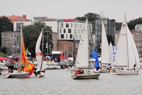 Wyniki wyścigów Pyromagic 2017 w Szczecinie - Morskie Żeglarskie Mistrzostwa Polski ORC – Baltic Polonez Cup Race
