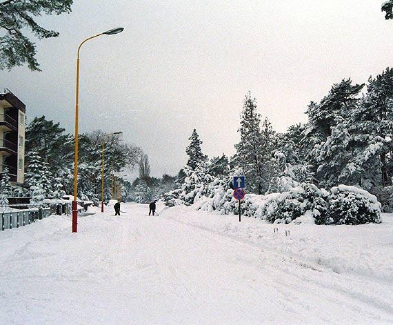 Tak było: Śniegu po kolana