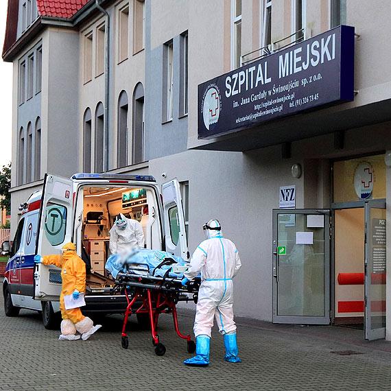 Koronawirus w Szpitalu Miejskim im. Jana Garduły!