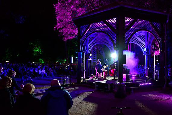 Muzyczne otwarcie Parku Zdrojowego